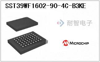 Microchip公司的存储器芯片-SST39WF1602-90-4C-B3KE