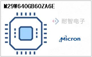 M29W640GB60ZA6E