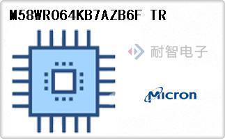 M58WR064KB7AZB6F TR