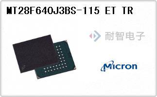 MT28F640J3BS-115 ET TR