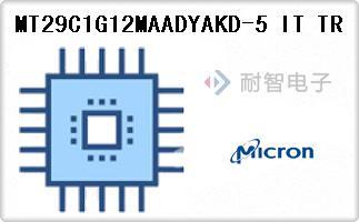 MT29C1G12MAADYAKD-5 IT TR
