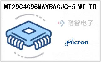 MT29C4G96MAYBACJG-5 WT TR