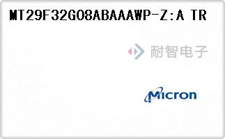 MT29F32G08ABAAAWP-Z:A TR