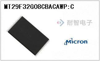 MT29F32G08CBACAWP:C