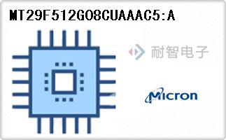 MT29F512G08CUAAAC5:A