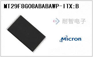 MT29F8G08ABABAWP-ITX:B