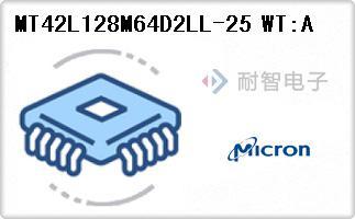 MT42L128M64D2LL-25 WT:A