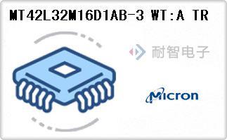 MT42L32M16D1AB-3 WT:A TR