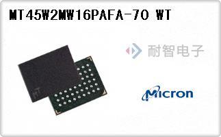 MT45W2MW16PAFA-70 WT