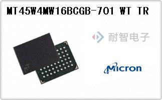 MT45W4MW16BCGB-701 WT TR