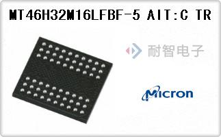 MT46H32M16LFBF-5 AIT:C TR