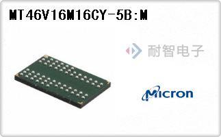 MT46V16M16CY-5B:M