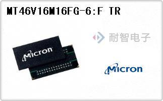 MT46V16M16FG-6:F TR