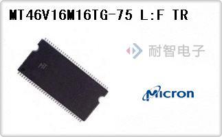 MT46V16M16TG-75 L:F TR