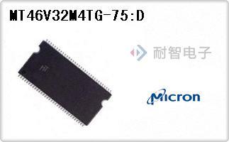 MT46V32M4TG-75:D