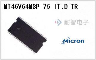 MT46V64M8P-75 IT:D TR