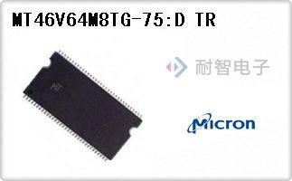 MT46V64M8TG-75:D TR