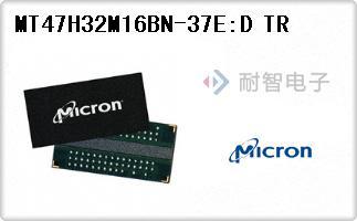 Micron公司的存储器芯片-MT47H32M16BN-37E:D TR