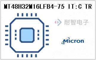 MT48H32M16LFB4-75 IT:C TR