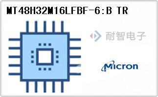 Micron公司的存储器芯片-MT48H32M16LFBF-6:B TR