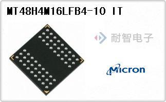 MT48H4M16LFB4-10 IT