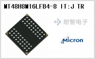 MT48H8M16LFB4-8 IT:J TR