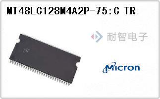 MT48LC128M4A2P-75:C TR