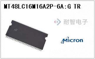 MT48LC16M16A2P-6A:G TR