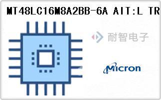 MT48LC16M8A2BB-6A AIT:L TR