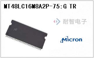 MT48LC16M8A2P-75:GTR