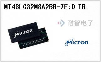 MT48LC32M8A2BB-7E:D TR