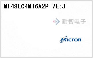 MT48LC4M16A2P-7E:J