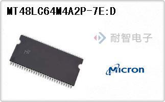 MT48LC64M4A2P-7E:D