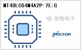 MT48LC64M4A2P-7E:G