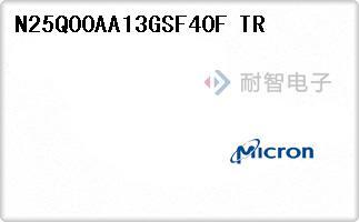 Micron公司的存储器芯片-N25Q00AA13GSF40F TR