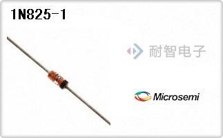 Microsemi公司的单齐纳二极管-1N825-1