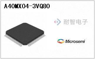 A40MX04-3VQ80