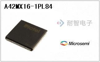 A42MX16-1PL84