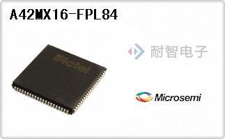 A42MX16-FPL84