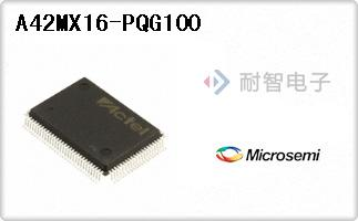 A42MX16-PQG100