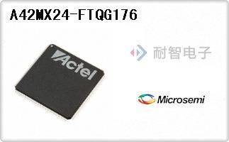 A42MX24-FTQG176