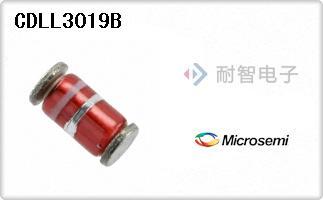 Microsemi公司的单齐纳二极管-CDLL3019B