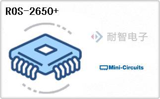 MiniCircuits公司的Mini-Circuits射频微波器件-ROS-2650+