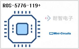 MiniCircuits公司的Mini-Circuits射频微波器件-ROS-5776-119+