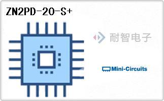MiniCircuits公司的Mini-Circuits射频微波器件-ZN2PD-20-S+