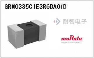 GRM0335C1E3R6BA01D