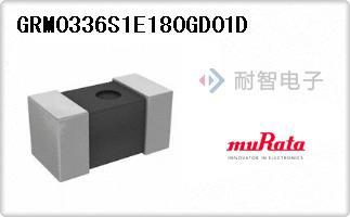 GRM0336S1E180GD01D