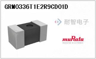 GRM0336T1E2R9CD01D