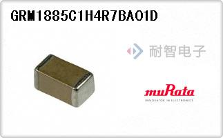 GRM1885C1H4R7BA01D