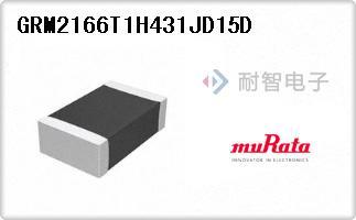 GRM2166T1H431JD15D